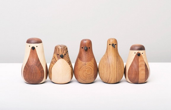 Wood Bird Toys : Re turned:wooden bird toys china youth international