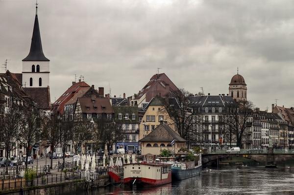欧洲古建筑的风采图片