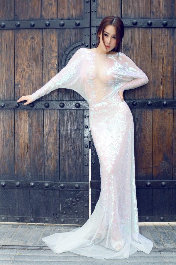 Erotica wedding dress