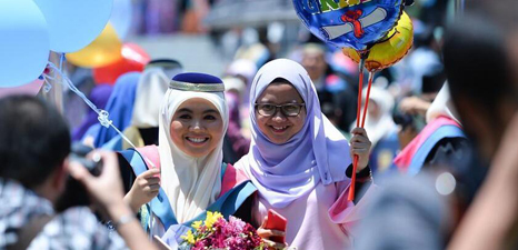 Graduation ceremony held in capital of Brunei