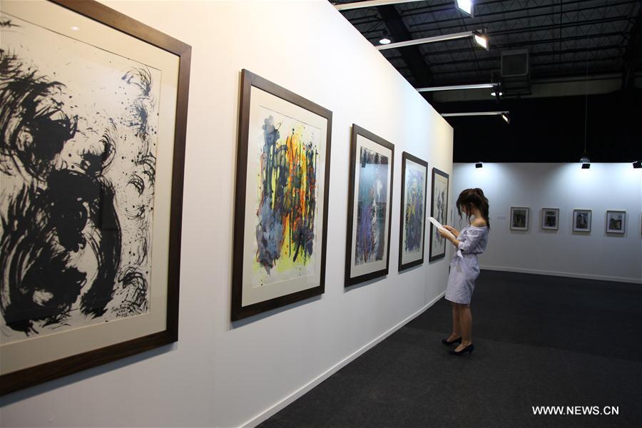 2017 Beirut Art Fair held in Lebanon_English__China Youth International