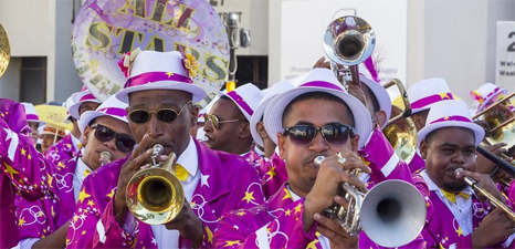Annual Minstrel Parade kicks off in Cape Town, South Africa