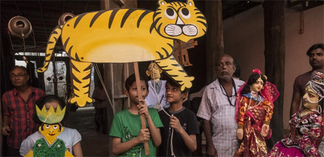World Puppetry Day marked in Kolkata, India