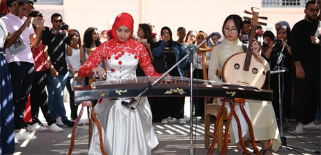 Chinese Culture Day embraces ancient Egyptian civilization at national museum
