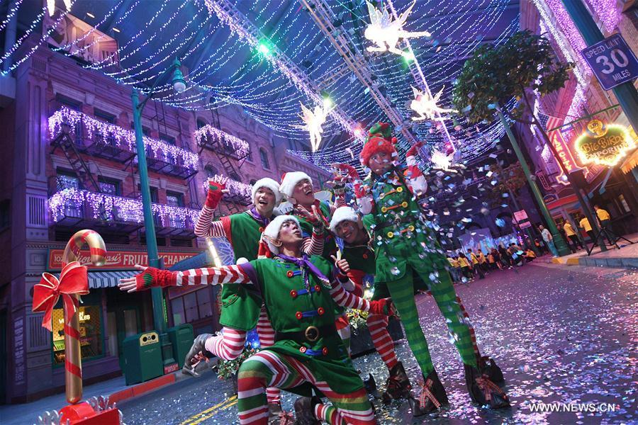 Singapore Christmas Ceremony